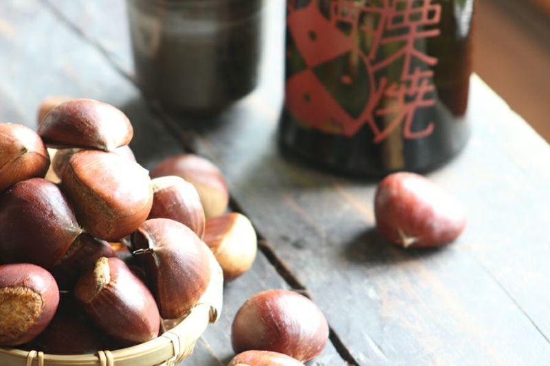 【小鼓】栗果(くりか) 焼酎パウンドケーキ