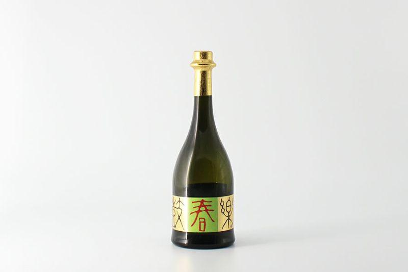 鼓春楽(こしゅんらく)大吟醸無濾過生原酒 春限定 出品酒 華やかな香りと味わい