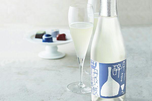 発泡性清酒【丹波小鼓】美白酵酒 360ml